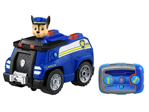 Paw Patrol Paw to School RC Vehicle Chase Police Car