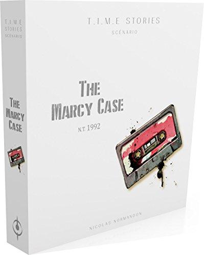 Time Stories - Extension : The Marcy Case - Asmodee - Jeu de société - Jeu de stratégie - Jeu coopératif