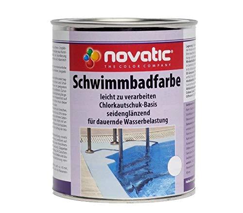 novatic Schwimmbadfarbe
