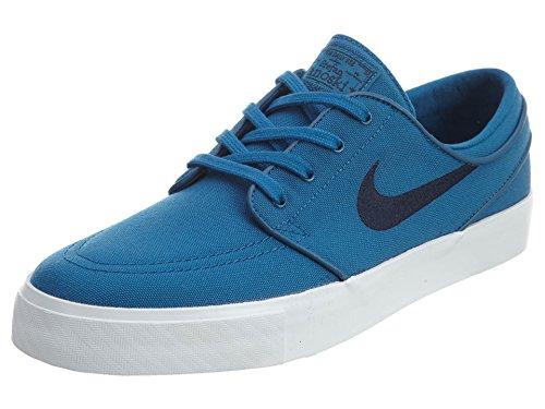 Zapatillas de skate Nike Zoom para hombre Stefan Janoski Cnvs Industrial Azul   Obsidiana 13