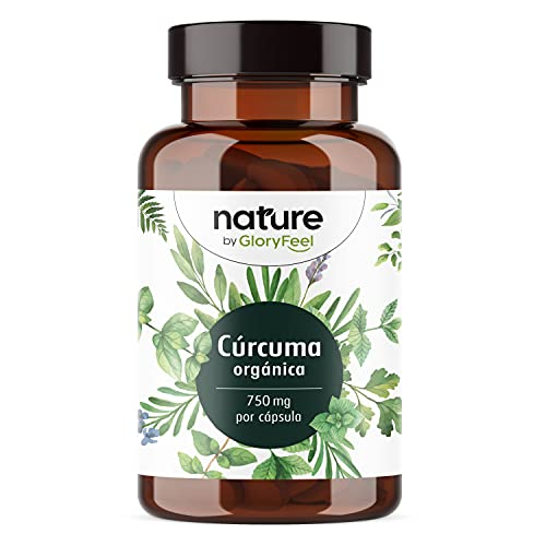 Cúrcuma Orgánica (4500mg) con Curcumina (355mg), Pimienta Negra (102mg) y (Piperina) (12mg) - 240 Cápsulas veganas gastroresistentes de Turmeric - Potente antiinflamatorio y antioxidante natural