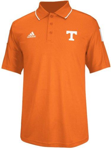Adidas Tennessee Volunteers 2014 Sideline Climalite Polo Shirt Chemise - Orange