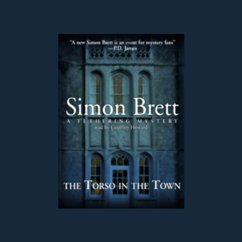 The Torso in the Town audiobook cover art