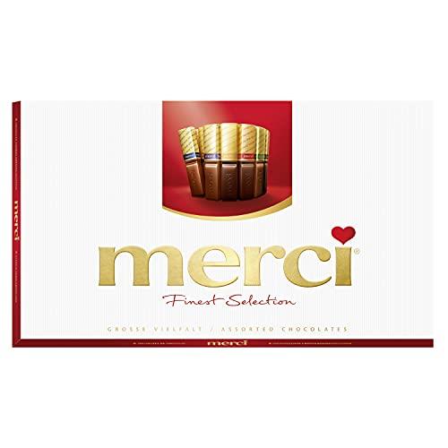 Merci Bombones de Chocolates - 1 x 675 gr