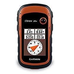 Best Garmin Handheld GPS For Hunting etrex 20x review