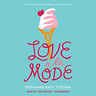 Love à La Mode audiobook cover art