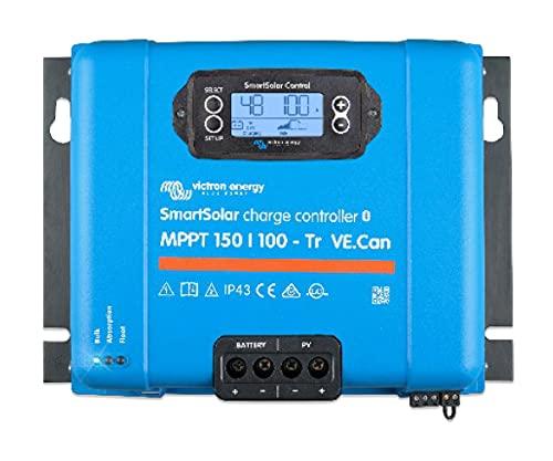 Regulador Solar MPPT BlueSolar 12V/24V/48V 100A | Instalaciones Fotovoltaicas