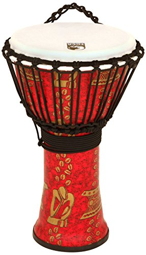 "TOCA (トカ) TF2DJ-14TB Freestyle II Djembe 14"" - Thinker - Synthetic Head with Bag フリースタイル・ジャンベ ケース付"