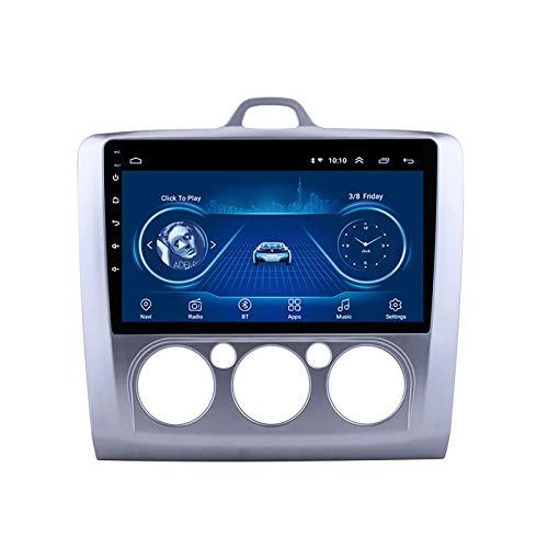 DSAK Coche Radio Car GPS Navigator es Adecuado para Ford Focus 2006-2011 Android GPS Navegación de Pantalla Grande de la navegación de Pantalla Grande
