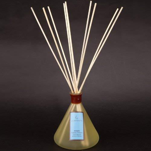 Laura TONATTO Perfume ambiente Shanghai AMIR 500ml jarrón con palillos