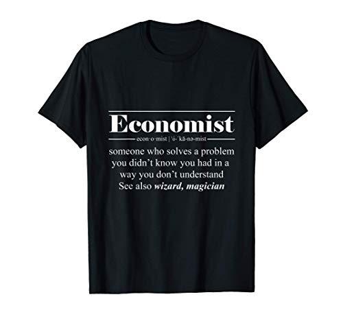 Economist Definition T-Shirt