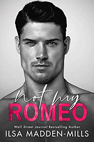 book cover of Not My Romeo