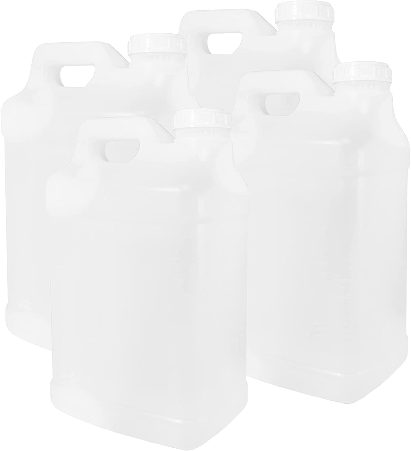 Surprise price Coolbreeze Beverages 2.5 Gallon Heavy Jugs Duty Complete Free Shipping Safe Caps Food
