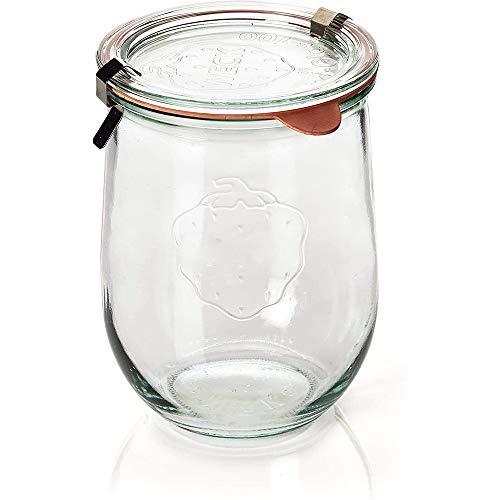 Weck 1-Liter Tulip Jar
