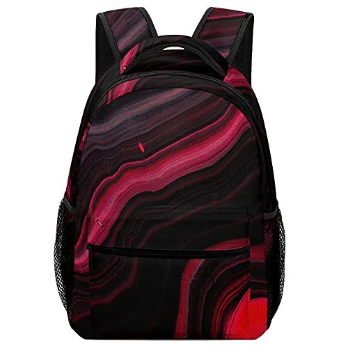 Rucksack für Kinder, Marmor-Statue, Rucksack für Schule, Oxford-Gewebe, verstellbare Schulter, wasserdicht