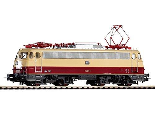 Piko 51805 E-Lok BR 112 501-2 DB IV und Dec, Wechselstromvariante, Schienenfahrzeug