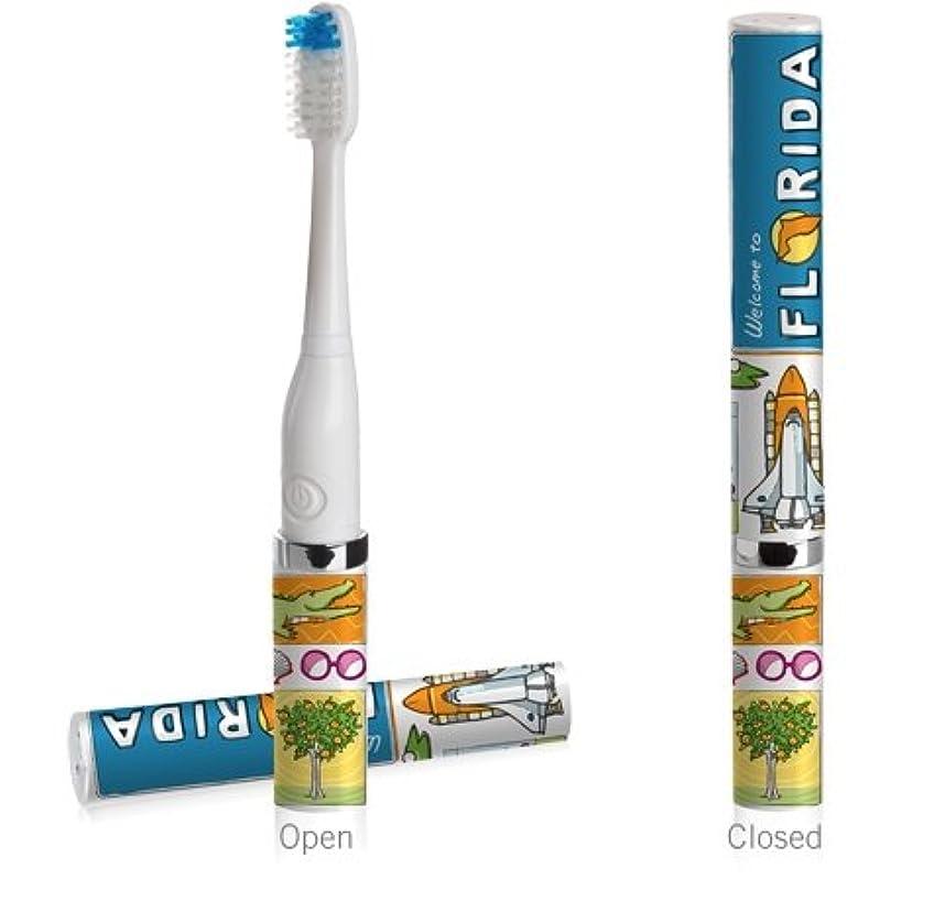 スライム風味簡単にSlim Sonic Florida Tooth Brush