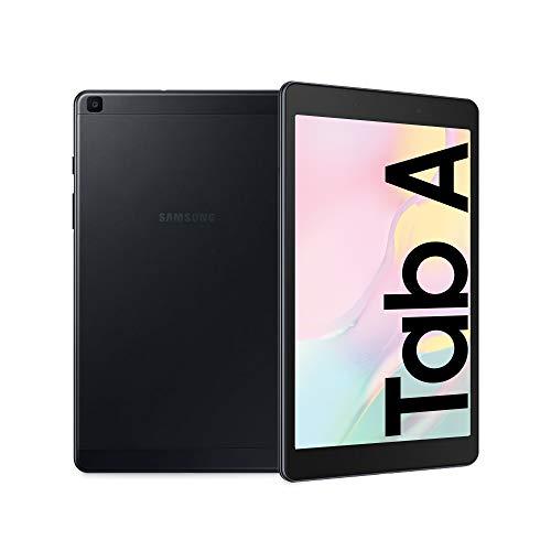 "SAMSUNG T295 BK Galaxy Tab A Nero 8"" HD Quad Core RAM 2GB Memoria 32 GB +Slot MicroSD Wi-Fi - 4G Fotocamera 8Mpx Android - Italia"