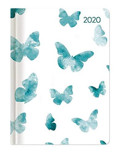 Agenda Settimanale 2020 Ladytimer 'Farfalle' 10.7x15.2 cm