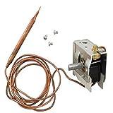 Hayward FDXLGCK1250NP NA a LP - Kit de conversión de gas UHS para calentador de piscina Hayward H250FD