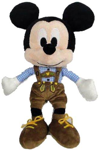 Simba 6315878509 - Lederhosen - Mickey, Plüsch