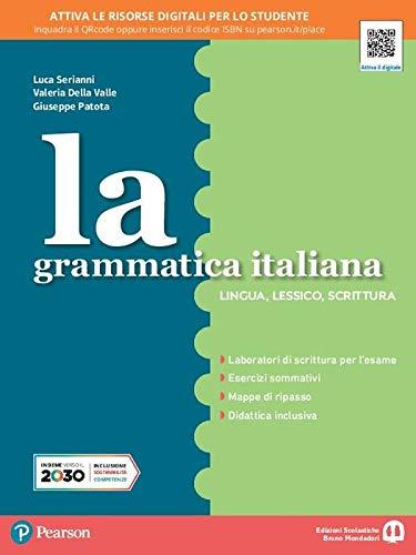 La grammatica italiana. Per la Scuola media. Con e-book. Con espansione online