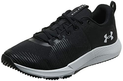 Under Armour Men Charged Engage, breathable and lightweight trainers with...