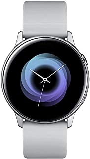 Samsung Galaxy Watch Active - 1.575in, IP68, resistente al agua, carga inalámbrica, SM-R500N versión internacional (Android/iOS)