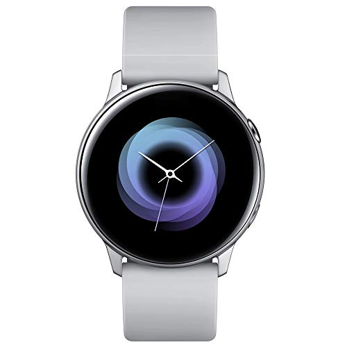 Samsung Galaxy Watch Active SM-R500 Smartwatch 40mm Aluminio - Plata, para Android e iOS [Versión...