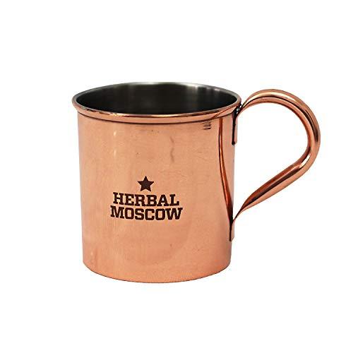 Herbal Moscow Mule Kupferbecher Copper Mug