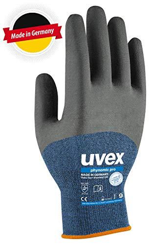 Uvex Phynomic Pro Arbeitshandschuhe - 1 Paar Profi-Schutzhandschuhe - 11/2XL 11/2XL
