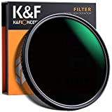 Filtro ND 77mm K&F Concept ND8-128 (3-7 stop) Nano...