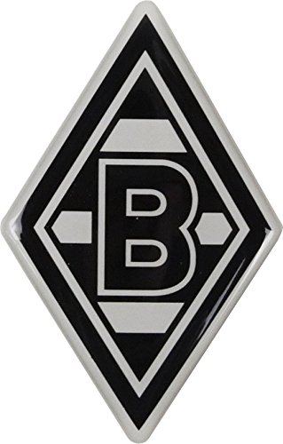 "3D AUFKLEBER STICKER ""Logo"" VFL BORUSSIA MÖNCHENGLADBACH"