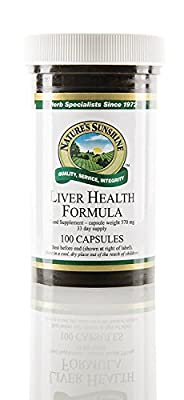 Liver Health Formula (100) from Nature's Sunshine