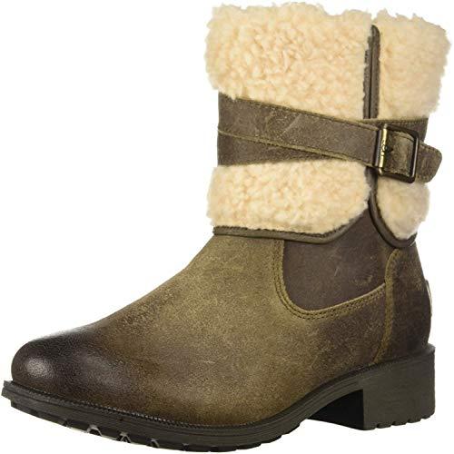 UGG Women'S W Blayre Boot III Fashion, Dove, 9 M US