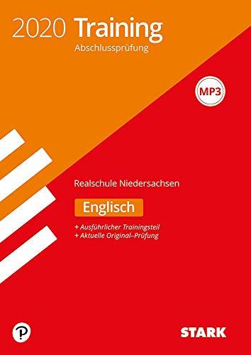 STARK Training Abschlussprüfung Realschule 2020 - Englisch - Niedersachsen