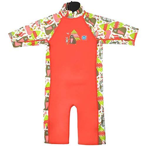 Splash About - Traje de Neopreno Unisex para niños, Unisex bebé, Color Into The Into The Woods, tamaño M (2-4 años)