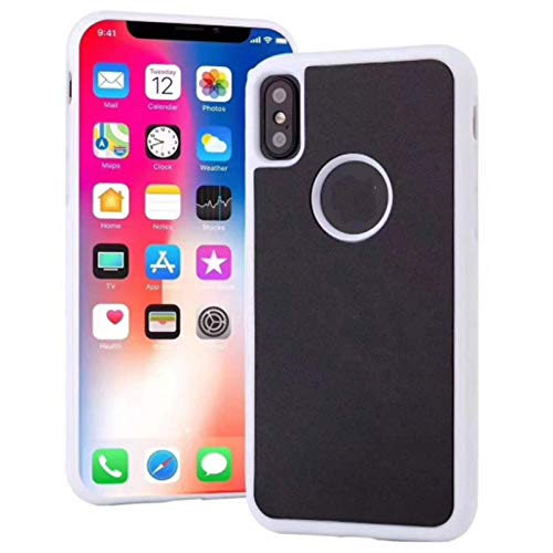Estuche Pluto Estuche antigravedad para teléfono para iPhone 11 Pro Max X Xs Max Xr 6 7 8 Plus Estuche antigravedad TPU Magical Nano Suction Cover Estuche adsorbido