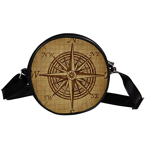 Bennigiry Vintage Kompass Navigation...