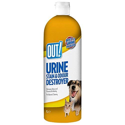 OUT! Destructor de orina Urine Destroyer 1 litro