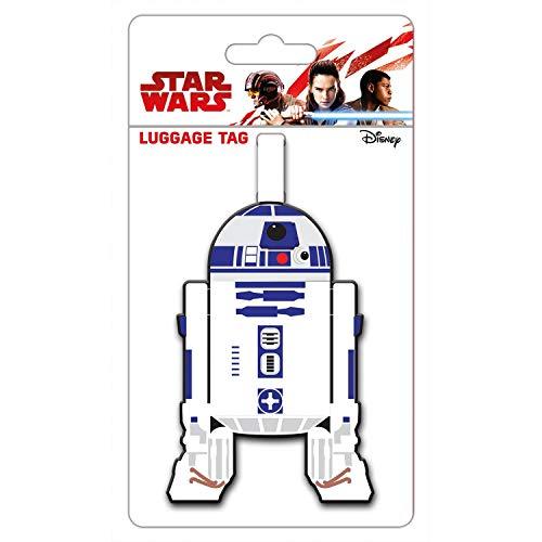 Funko Pop! - Star Wars, Etiqueta De Equipaje R2-D2 (Windows)