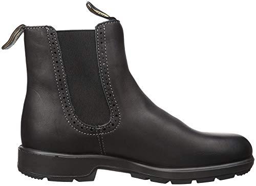 Blundstone Women's 1448 Chelsea Boot, Voltan Black, 7 UK/10 M US