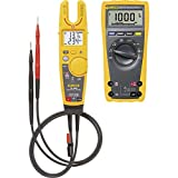 Fluke DMM 175 - T6-1000/EU Hand-Multimeter Digital Cat III 1000 V, Cat IV 600V Anzeige (Counts): 600