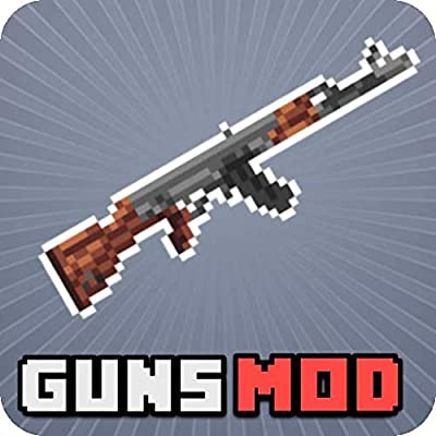 Guns Mod for MCPE by Survivaly Games