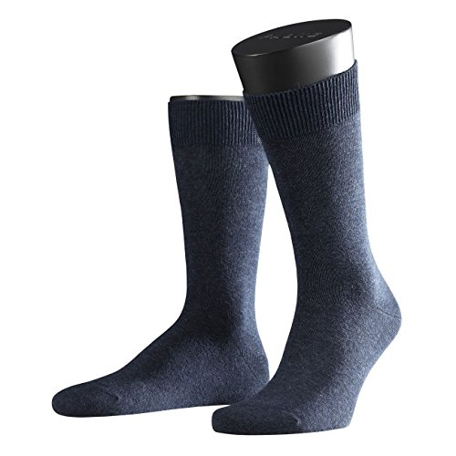 Falke sokken Swing 6-pak, maat: 43-46; kleur: marineblauw melange (6490)