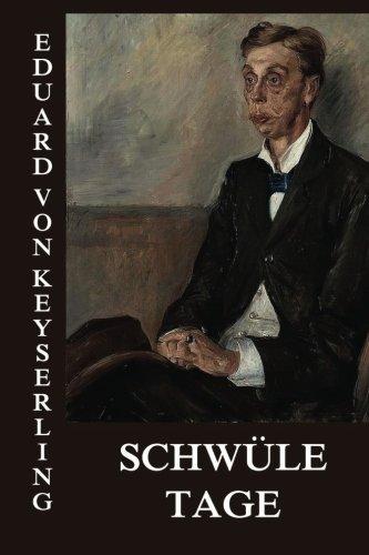 Buchseite und Rezensionen zu 'Schwüle Tage' von Eduard von Keyserling