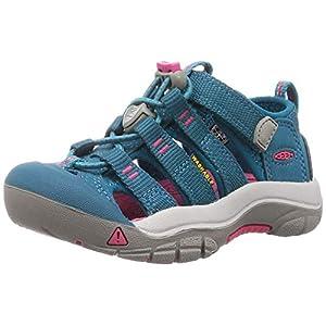 KEEN Unisex-Child Newport H2 Closed Toe Sport Sandal Water Shoe
