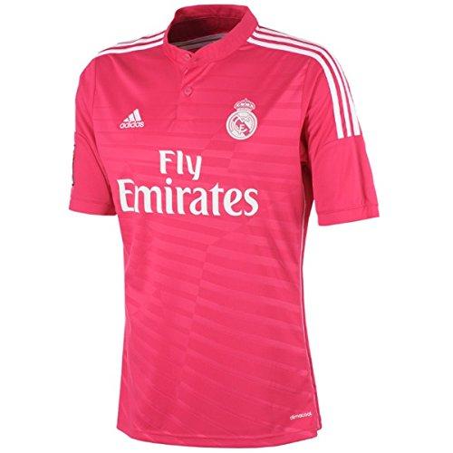 adidas Real Madrid C.F. Temporada 2014/2015, Visitante - Camiseta de fútbol para...