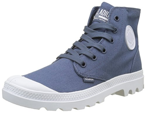 Palladium Unisex-Erwachsene Pampa Hi Blanc Hohe Sneaker, Blau (Vintage Indigo L44), 39 EU