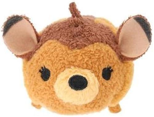 Tsum Tsum Bambi Stuffed Animal Plush 3.5 by Anime Museum